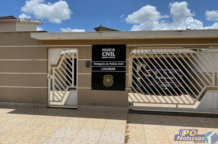 Delegacia da Polícia Civil de Lagamar atende em novo endereço