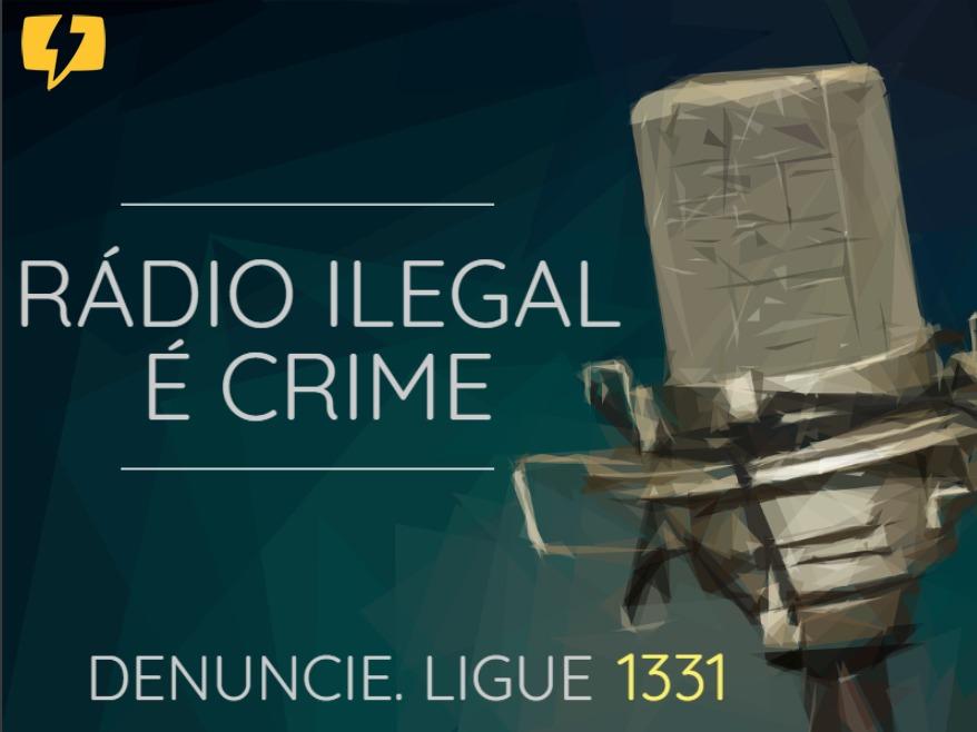 Justiça proíbe publicidade em duas rádios comunitárias de SC