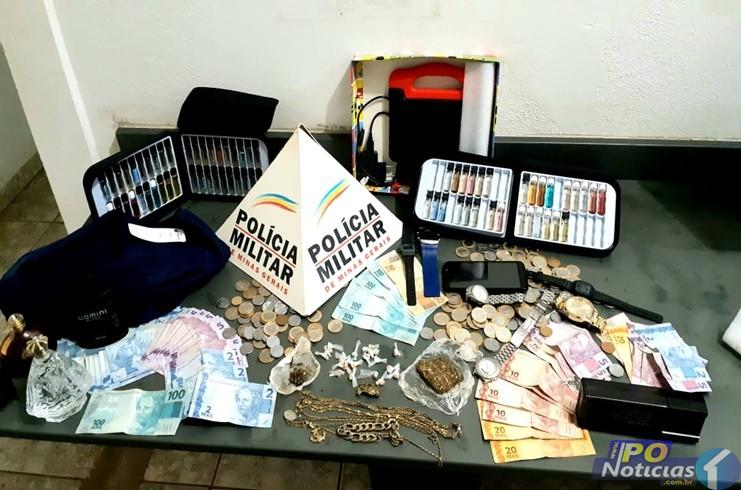 Dono de bar é preso suspeito de tráfico de drogas em Lagoa Grande