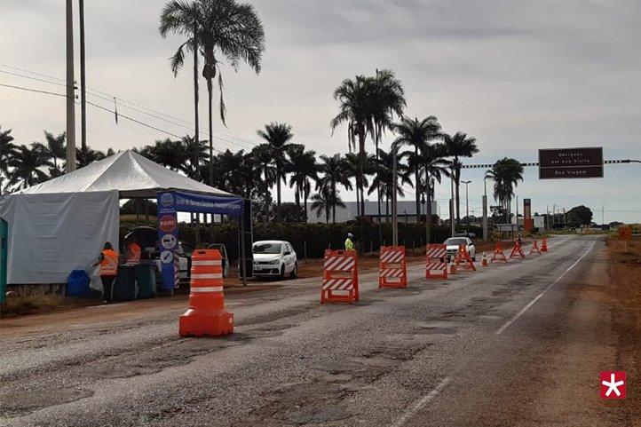 Prefeitura não terá apoio da PM e barreiras restritivas não entram em operação em Patos de Minas