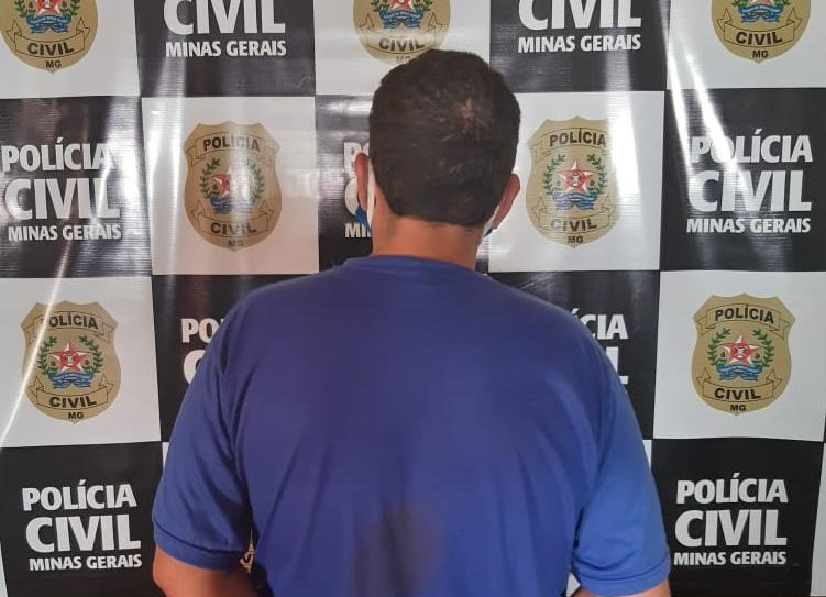 Autor de homicídio em Catalão é preso pela Polícia Civil em Vazante