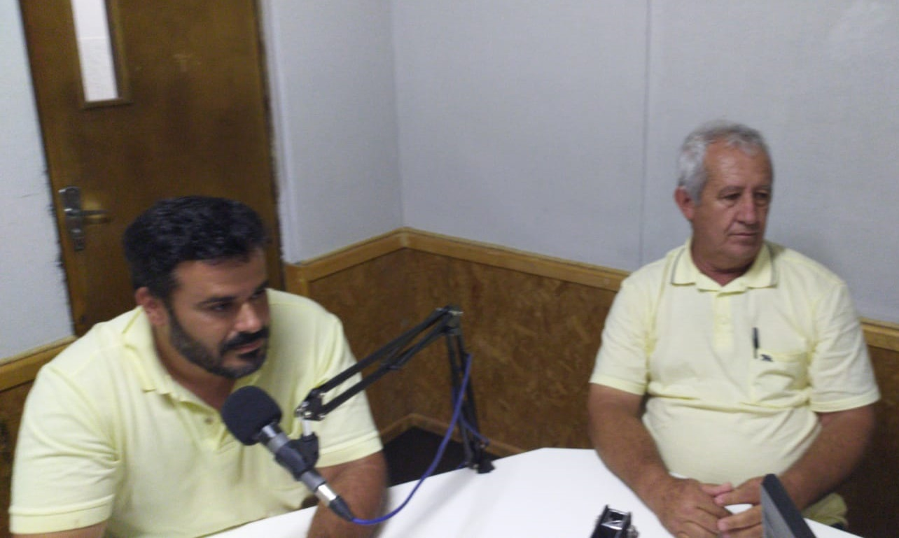 Prefeito e vice eleitos em Lagamar falam à Rádio Montanheza