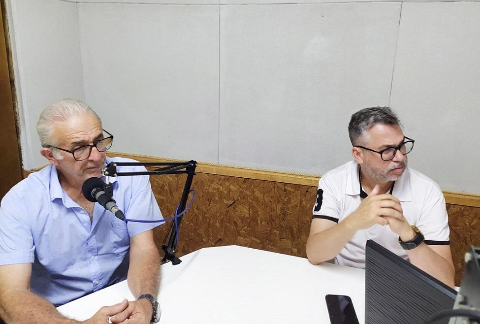 Sebastião Guimarães e Marquinhos falam à Rádio Montanheza sobre a disputa eleitoral