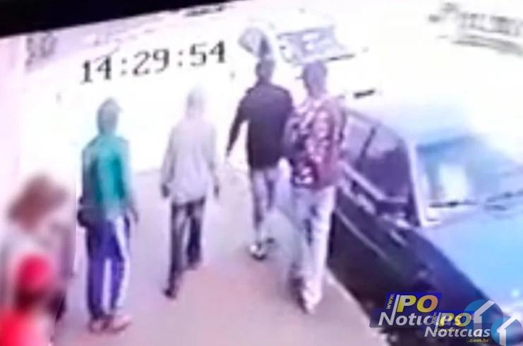 Polícia encontra os quatro suspeitos do latrocínio do jovem taxista; eles confessaram o crime
