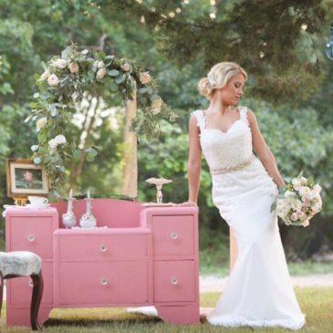 Avalon Legacy Ranch Stylized Bridal Shoot