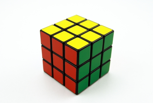 Musings from the Coast  Blog Archive  Rubik Cube