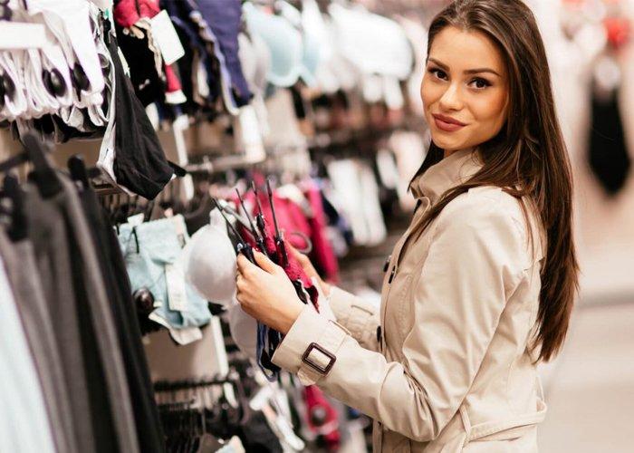 quero ser revendedora de roupas