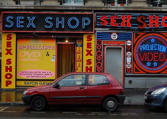 como montar um sex shop