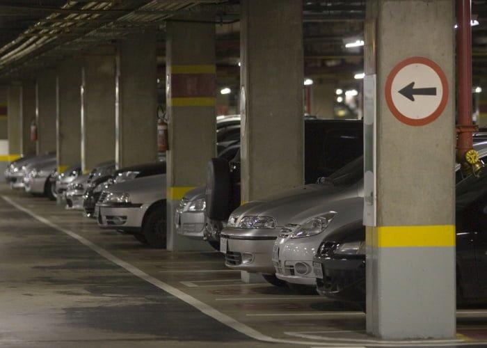 quanto é uma franquia de estacionamento