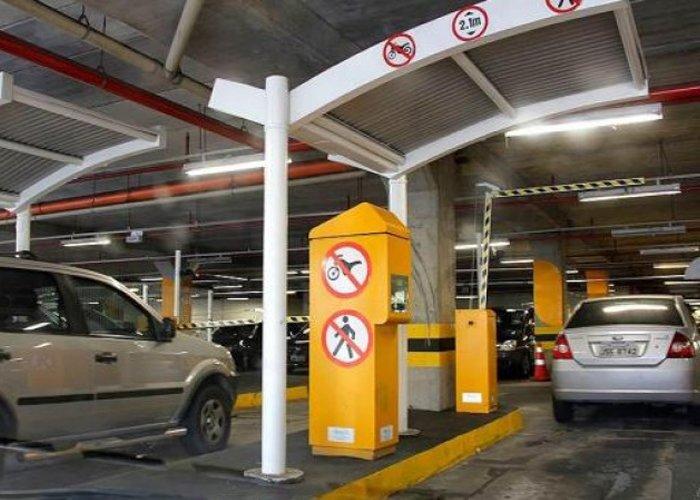 Franquia de estacionamento