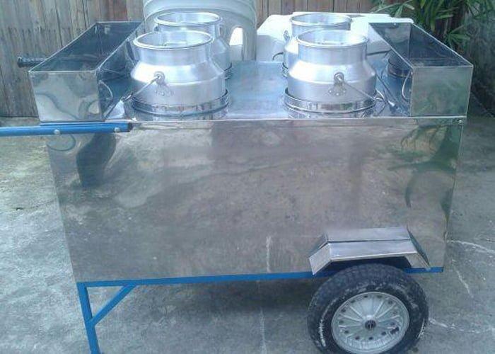 comprar carrinho para vender caldos e sopas