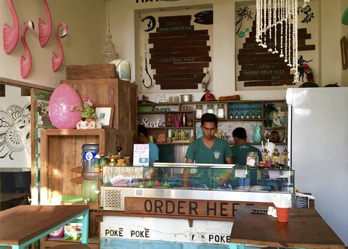 montar um restaurante Poke havaiano