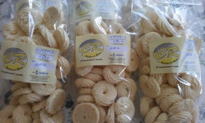 biscoitos mineiros para revenda