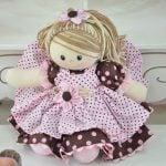 Como fazer boneca de pano para vender: Passo a passo!