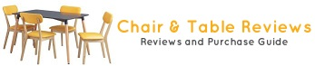 chair and table reviews