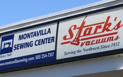 Concert Sponsor Spotlight: Montavilla Sewing Centers