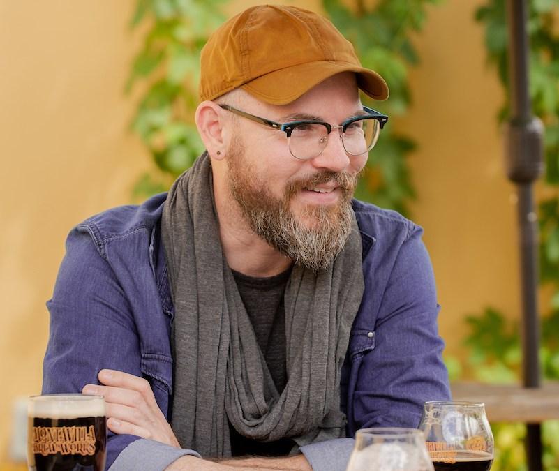 Charlie Porter at Montavilla Brew Works