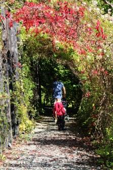 Le Jardin des Cimes - Porte des Ombres © montblancfamilyfun