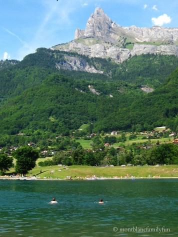 Lac de Passy © montblancfamilyfun
