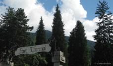 Le Parc Thermal - elegant entrance © montblancfamilyfun