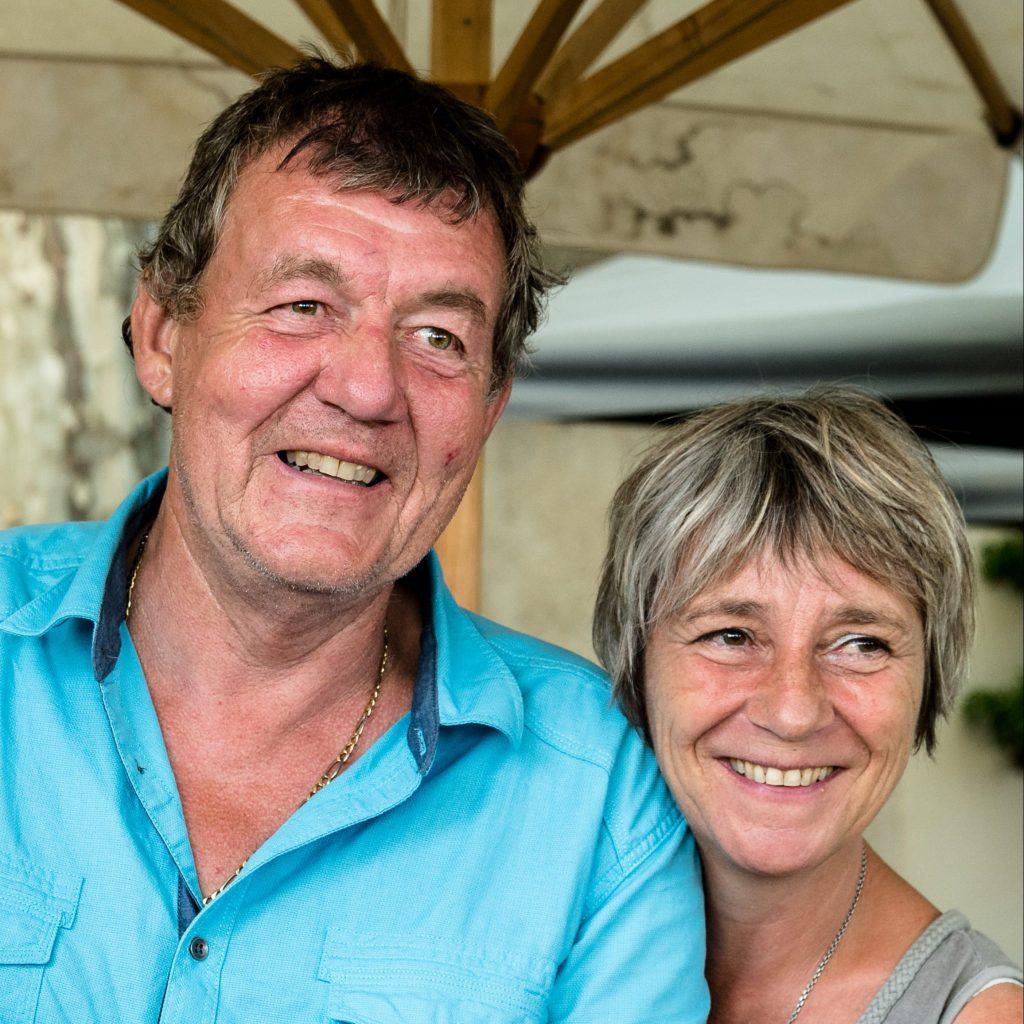 Bernadette et Benoit Fettweis