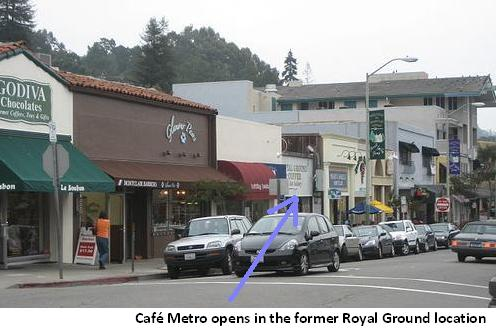 Cafe Metro Opens