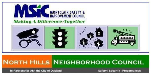 Montclair Safety Councils