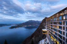 Rgenstock Resort Montecristo