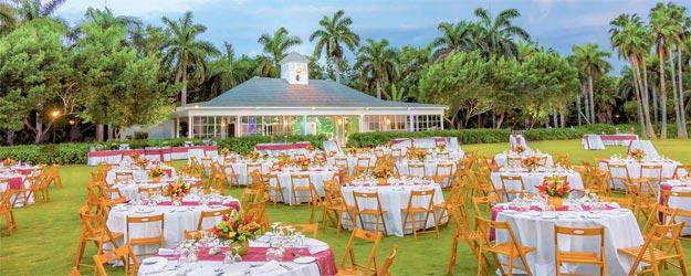 Wedding at Half Moon