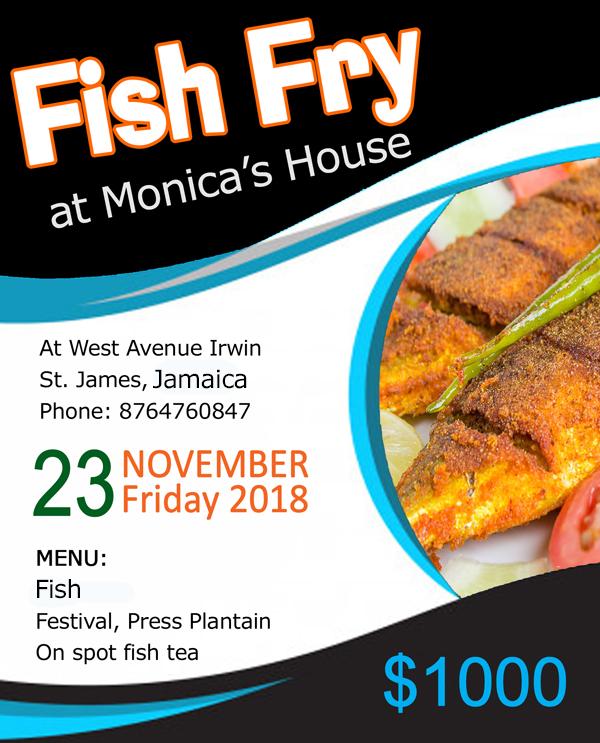 fish fry toria