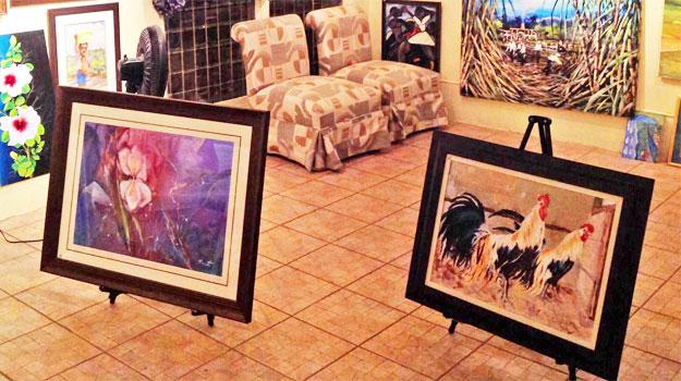 Saba Art Gallery, Montego Bay