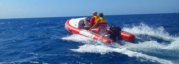 Water sports in Montego Bay