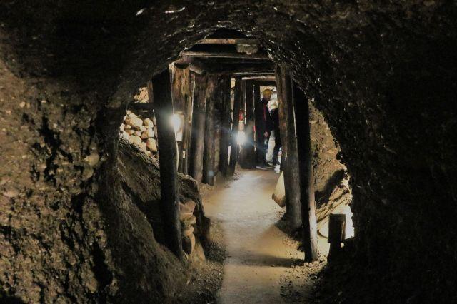 Ravne tunnels1 - Living in Montenegro :)