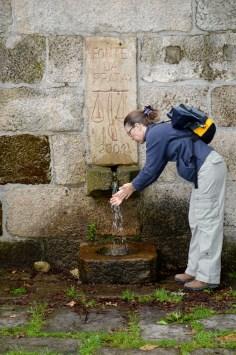 A Fonte da Prata volve botar auga