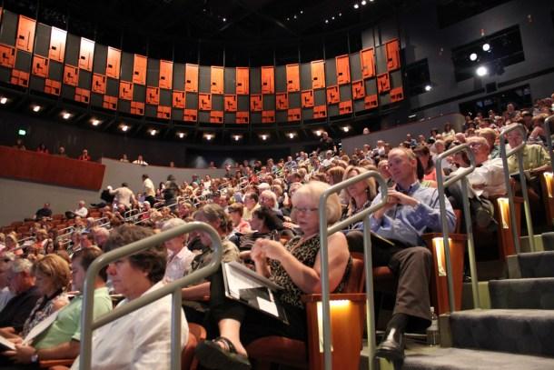 Le public choisit (ou pas), aime (ou pas), rit (ou pas), recommande (ou pas)