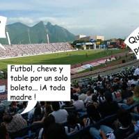 Estadio Taibolero y Estudios Caguameros de Monterrey