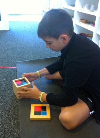 cube-binome
