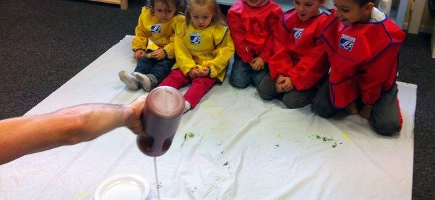 Une semaine à l'école Montessori Internationale de Bordeaux : le mercredi