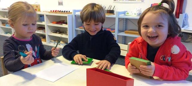 Formation Montessori : les mathématiques