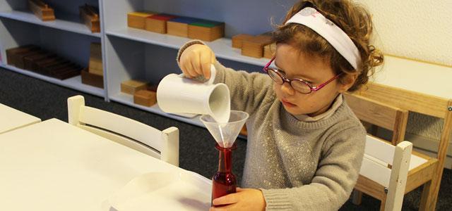 education pour la paix Maria Montessori