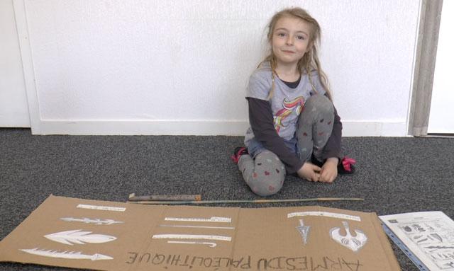 préhistoire montessori