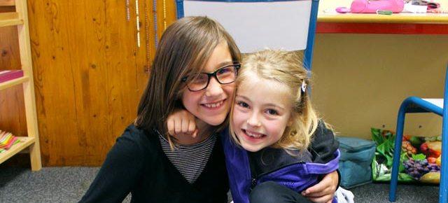 Montessori et l'entraide