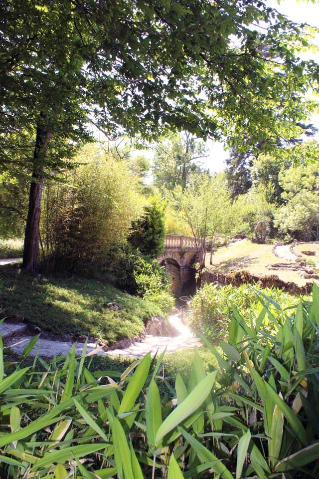 jardin - parc Majolan - école Montessori Internationale Bordeaux