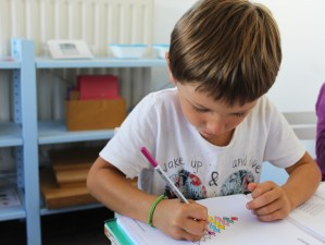 concentration montessori