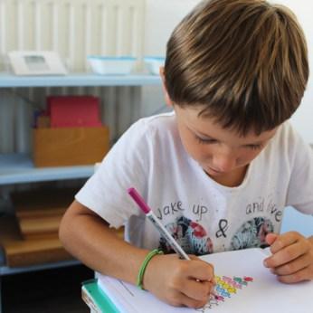concentration montessori