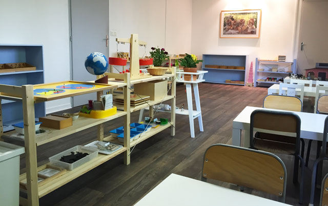 maternelle montessori international