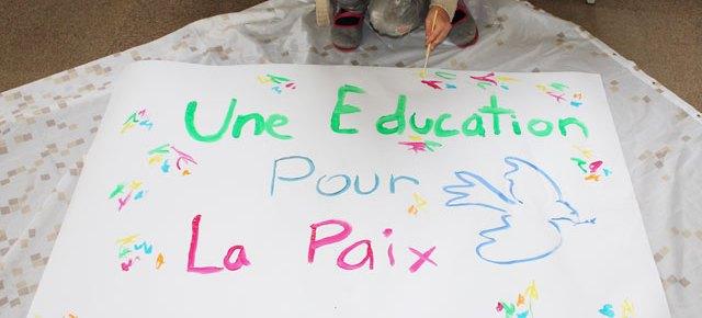 Montessori : une éducation pour la paix
