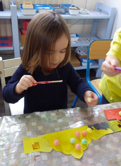 montessori couronne 1