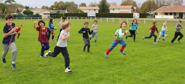 Sport à l'école Montessori Internationale de Bordeaux-Gradignan