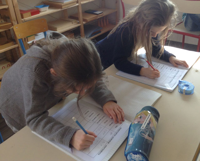 ateliers montessori anglais vacances 6